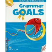 Grammar Goals Level 2 Pupil's Book Pack ( editura: Macmillan, autor: Nicole Taylor, ISBN 9780230446182)