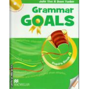 Grammar Goals Level 4 Pupil's Book Pack ( editura: Macmillan, autor: Julie Tice, ISBN 978-0-230-44590-1 )
