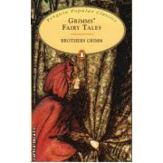 Grimms' fairy tales ( editura: Penguin Books, autor: Brothers Grimm, ISBN 978-0-14-062432-8 )