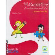 Matematica si explorarea mediului pentru clasa a II - a ( editura: Booklet, autor: Madalina Florea, ISBN 978-606-590-120-9 )