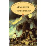 Moonfleet ( editura: Penguin Books, autor: J. Meade Falkner, ISBN 978-0-14-062401-4 )