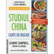 Studiul China - carte de bucate ( editura : Adevar Divin , autor : LeAnne Campbell , ISBN 978-606-8420-34-9 )