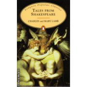 Tales from Shakespeare ( editura : Penguin Books , autor : Charles and Mary Lamb , ISBN 978-0-14-062382-6 )