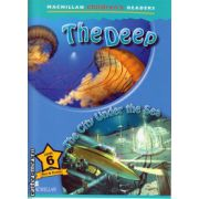 Macmillan children ' s Readers - The Deep: The City Under the Sea - Level 6 ( editura: Macmillan, autor: Paul Shipton ISBN 978-0-230-40506-6 )