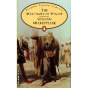 The Merchant of Venice ( editura: Penguin Books, autor: William Shakespeare, ISBN 978-0-14-062376-5 )