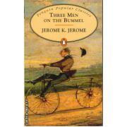 Three men on the bummel ( editura: Penguin Books, autor: Jerome K. Jerome, ISBN 978-0-14-062398-7 )