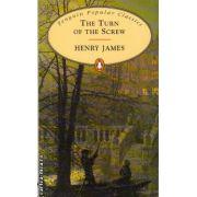 The turn of the screw ( editura: Penguin Books, autor: Henry James, ISBN 978-0-14-062386-4 )