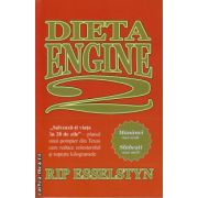 Dieta Engine 2 : planul unui pompier din Texas - ' Salveaza-ti viata in 28 de zile ' ( editura : Adevar Divin , autor : Rip Esselstyn , ISBN 978-606-8420-35-6 )