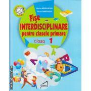 Fise interdisciplinare pentru clasele primare - clasa 1 ( editura : Juventus Press , autor : Marius Maracinescu , ISBN 978-606-8350-73-8 )