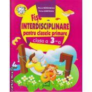 Fise interdisciplinare pentru clasele primare  - clasa a 3 - a ( editura : Juventus Press , autor : Marius Maracinescu , ISBN 978-606-8350-75-2 )