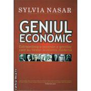 Geniul economic : extraordinara poveste a geniilor care au fondat economia moderna ( editura : All , autor : Sylvia Nasar , ISBN 978-606-587-180-9 )