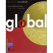 Global ELEMENTARY coursebook + Global eWorkbook ( editura: Macmillan, autor: Lindsay Clanfield, ISBN 978-0-230-03294-1 )