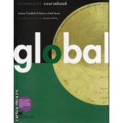 Global INTERMEDIATE coursebook + eWorkbook ( editura: Macmillan, autor: Lindsay Clanfield, ISBN 978-0-230-03303-0 )