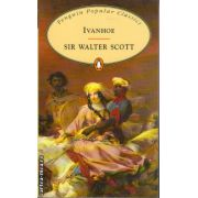 Ivanhoe ( editura : Penguin Books , autor : Sir Walter Scott , ISBN 978-0-14-062384-0 )