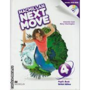 Macmillan Next Move Level 4 Pupil ' s Book with DVD ( editura: Macmillan, autor: Amanda Cant, ISBN 9780230466524 )