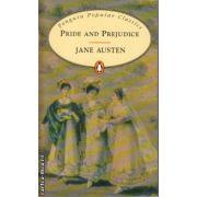 Pride and Prejudice ( editura: Penguin Books, autor: Jane Austen ISBN 978-014-062321-5 )