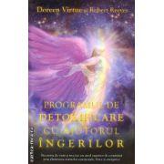 Programul de detoxifiere cu ajutorul ingerilor ( editura : Adevar Divin , autor : Doreen Virtue , ISBN 978-606-8420-47-9 )