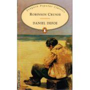 Robinson Crusoe ( editura : Penguin Books , autor : Daniel Defoe , ISBN 978-0-14-062315-4 )