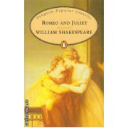 Romeo and Juliet ( editura: Penguin Books, autor: William Shakespeare, ISBN 978-0-14-062338-3 )