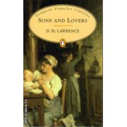 Sons and lovers ( editura: Penguin Books, autor: D. H. Lawrence, ISBN 978-0-14-062362-8 )