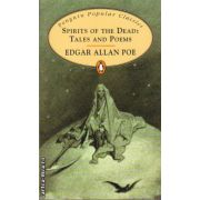 Spirits of the dead : Tales and poems ( editura : Penguin Books , autor : Edgar Allan Poe , ISBN 978-0-14-062422-9 )