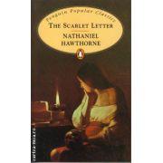 The Scarlet Letter ( editura: Penguin Books, autor: Nathaniel Hawthorne, ISBN 978-0-14-062354-3 )