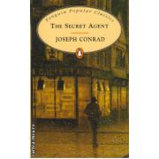 The secret agent ( editura: Penguin Books, autor: Joseph Conrad, ISBN 978-0-14-062409-0 )