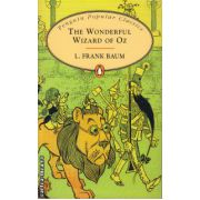 The wonderful Wizard of Oz ( editura : Penguin Books , autor : L. Frank Baum , ISBN 978-0-14-062379-6 )