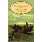 Treasure island ( editura: Penguin Books, autor: Robert Louis Stevenson, ISBN 978-0-14-062341-3 )