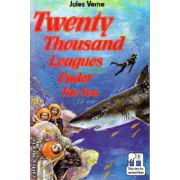 Twenty thousand leagues under the sea ( editura: Macmillan, autor: Jules Verne, ISBN 0-333-55008-0 )