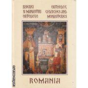 Biserici si manastiri ortodoxe din Romania / Orthodox Churches and Monasteries from Romania ( Editura: Alcor, ISBN 9789738160248 )