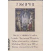 Romania Biserici si manastiri ortodoxe / Orthodox Churches and Monasteries / Eglises et monasteres orthodoxes / Orthodoxe Kirchen und Kloster CD ( Editura: Alcor, ISBN 9789738160385 )