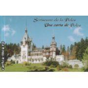 Scrisoare de la Peles /  Una carta de Peles ( Editura : Alcor , ISBN 978-973-87068-8-0 )