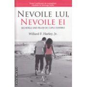 Nevoile lui, nevoile ei secretele unei relatii de cuplu durabile ( Editura: Amaltea, Autor: Willard F. Harley ISBN 978-973-162-131-9 )