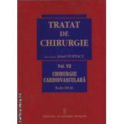Tratat de chirurgie vol VII Chirurgie cardiovasculara ( Editura: Academiei Romane, Autor: Irinel Popescu ISBN 978-973-27-1762-2 )