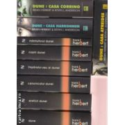 Colectia Dune de Frank Herbert ( Editura: Nemira, Autor: Frank Herbert )