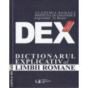 DEX Dictionarul Explicativ al Limbii Romane ( Editura: Univers Enciclopedic, ISBN