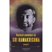 Nectarul cuvintelor lui Sri Ramakrishna volumul 1 ( Editura : Andromeda , Autor : Mahendranath Gupta ISBN 978-606-93499-1-5 )