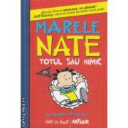Marele Nate Totul sau nimic ( Edtura : Athur , Autor : Lincoln Peirce ISBN 978-606-8044-67-5 )
