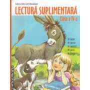 Lectura suplimentara clasa a IV - a ( Editura: Delta Cart Educational ISBN 978-606-629-278-8 )