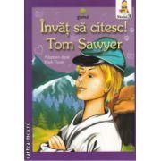 Invat sa citesc, Tom Sawyer Nivelul 3 ( Editura: Gama, Autor: Mark Twain, ISBN 978-973-149-428-9 )