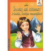 Invat sa citesc, Heidi Fetita muntilor nivelul 3 ( Editura: Gama, ISBN 978-973-149-431-9 )