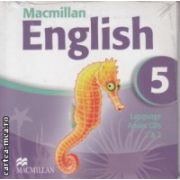 Macmillan English 5 Language Audio CDs ( Editura: Macmillan ISBN 978-1-4050-9621-8 )