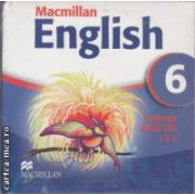 Macmillan English 6 Language Audio CDs ( Editura: Macmillan ISBN 978-1-4050-9622-5 )