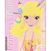 Princess Top Stickers ( Roz ) ( Editura : Girasol ISBN 978-606-525-544-9 )
