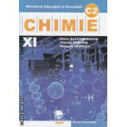 Chimie manual clasa a 11 a C2 ( Editura : LVS Crepuscul , Autor : Elena Alexandrescu , Viorica Zaharia , Mariana Nedelcu ISBN 978-973-7680-08-2 )