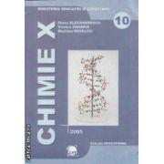 Chimie manual clasa a 10 a ( Editura : LVS Crepuscul , Autor : Elena Alexandrescu , Viorica Zaharia , Mariana Nedelcu  ISBN 978-8265-47-9 )