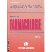 Tratat de farmacologie ( Editura: Medicala, Autor: Aurelia Nicoleta Cristea ISBN 978-973-39-0590-5 )
