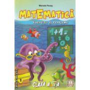 Matematica exercitii si probleme clasa II a ( Editura : Penes  , Autor : Marcela Penes ISBN 978-973-138-0995 )