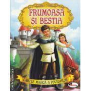 Cartea magica a povestilor Frumoasa si bestia ( Editura: Aramis, ISBN 978-606-706-011-9 )